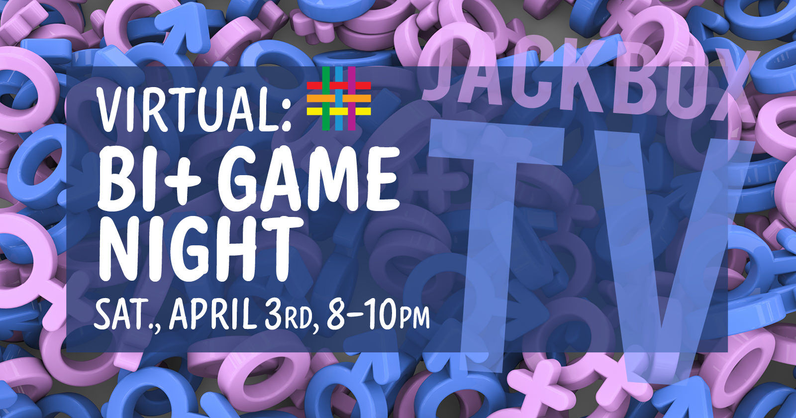 Bi+ Game Night at Brooklyn Community Pride Center