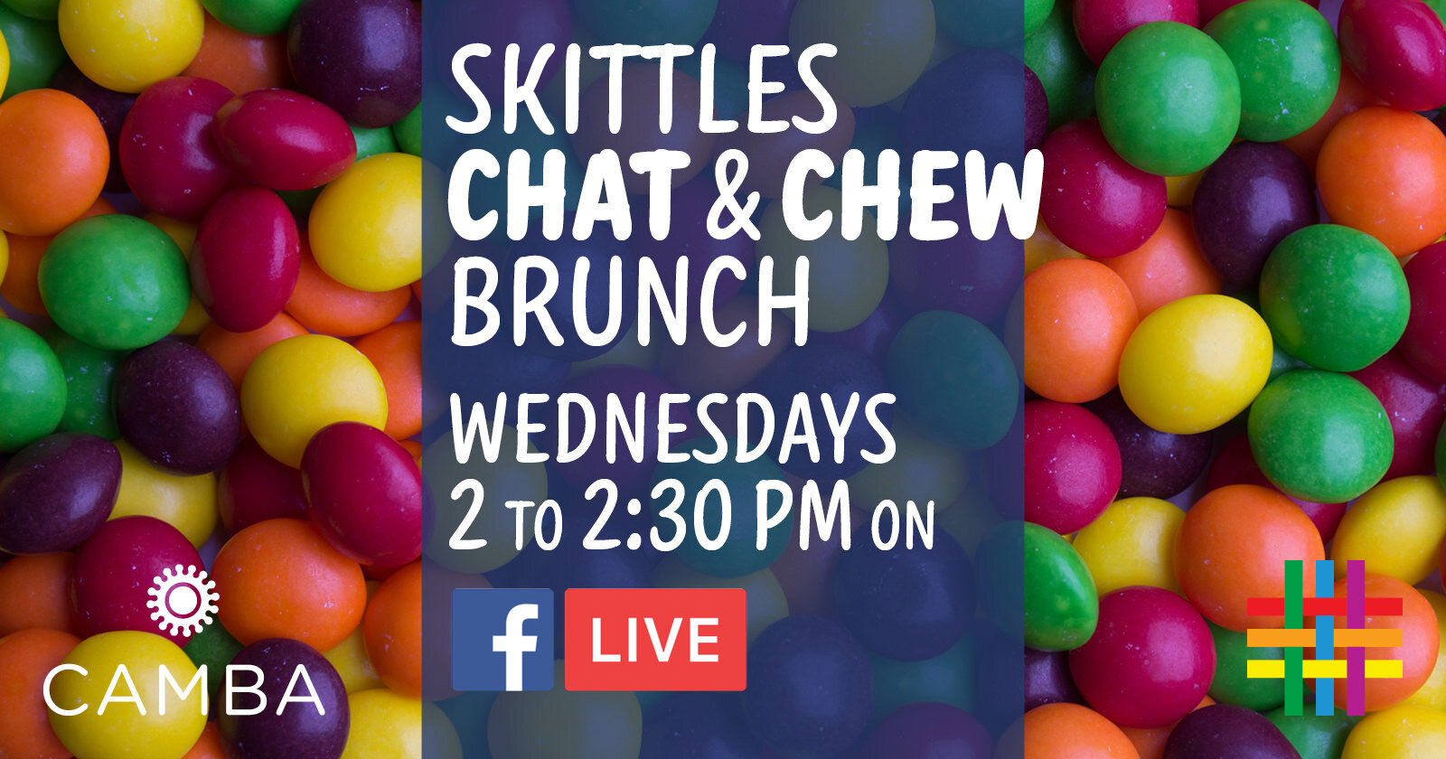 Skittles Chat & Chew Brunch at Brooklyn Community Pride Center