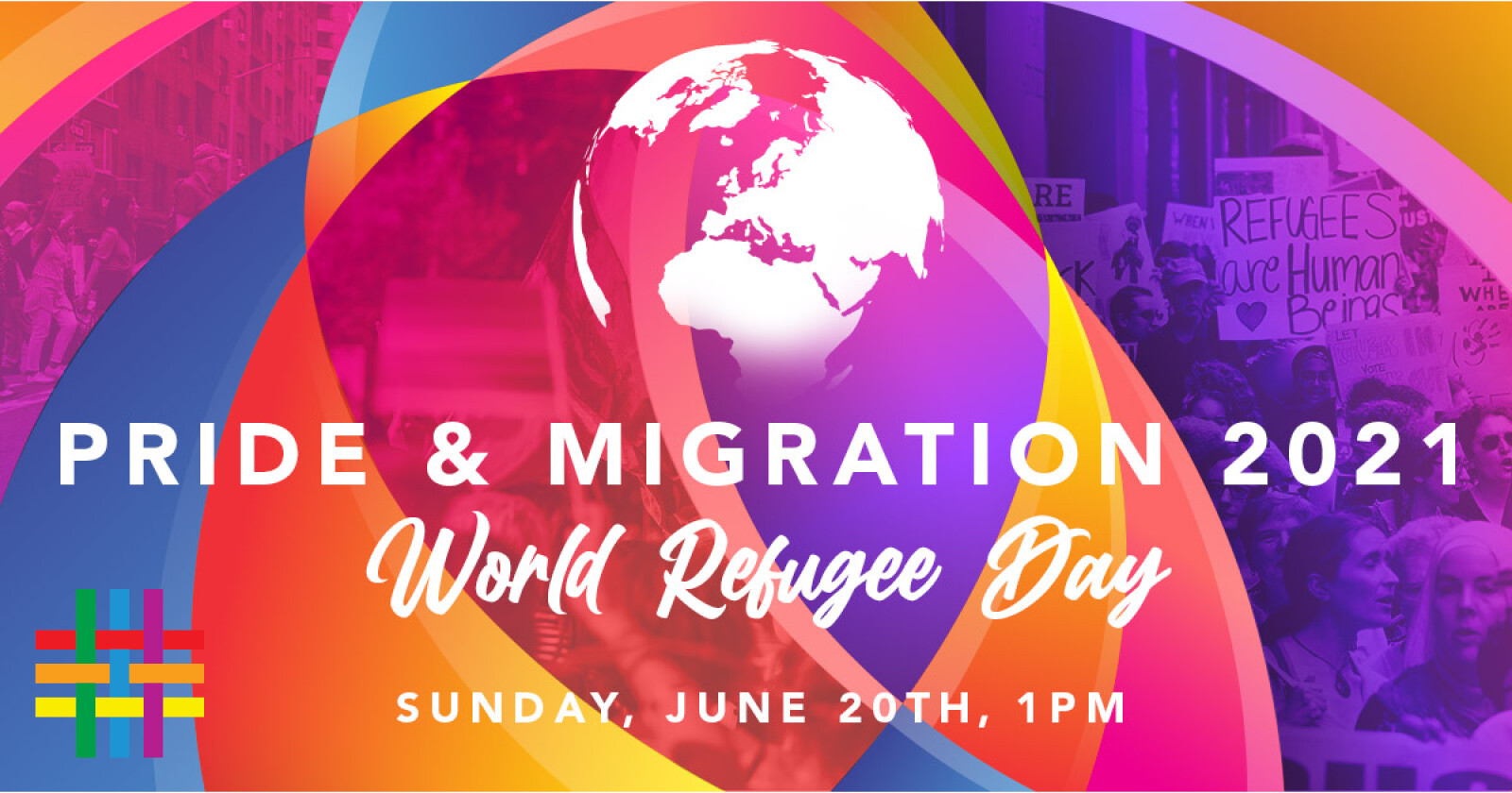 World Refugee Day 2021 at Brooklyn Community Pride Center