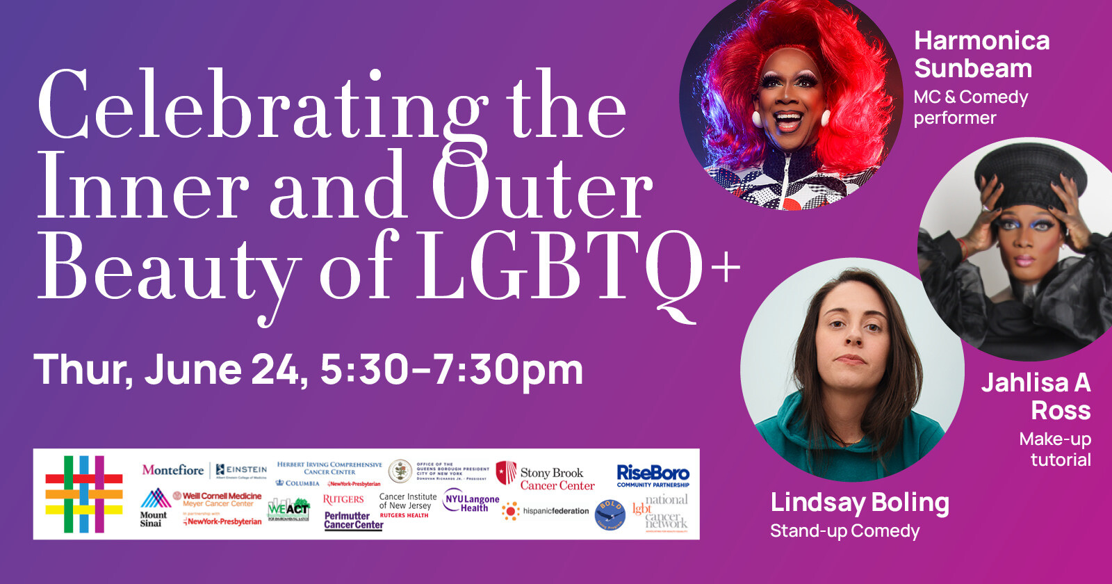 Celebrating the Inner and Outer Beauty of LGBTQ+ with Brooklyn Community Pride Center