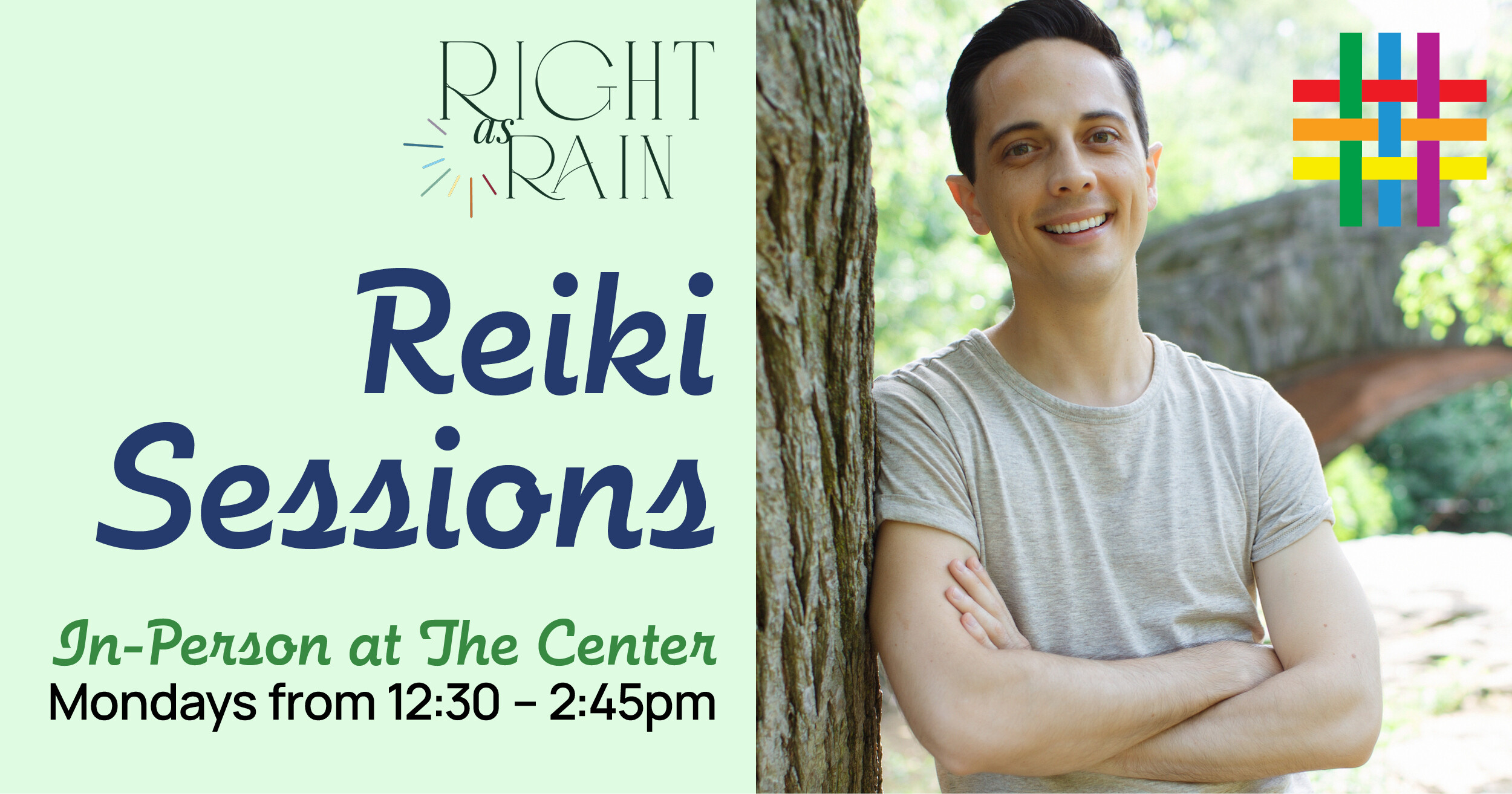 Reiki Sessions at Brooklyn Community Pride Center